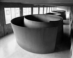 Richard Serra _2000_Dia_Beacon_2006