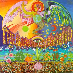 This is the best of album art!  1960s were the leaders of a generation of the art on albums