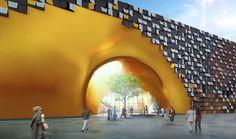 LIAG architects unveils design for rijksmuseum storage facility