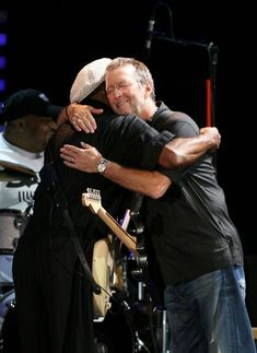 Eric Clapton and Buddy Guy - Eric Clapton's Crossroads Guitar Festival