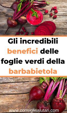 benefici per la salute della perdita di peso delle barbabietole