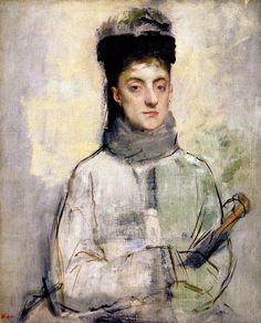 Portrait by Edgar Degas