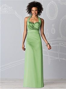 After Six #green #bridesmaid #dress: This is the perfect shade of green for the bridesmaid dresses that I want!!!