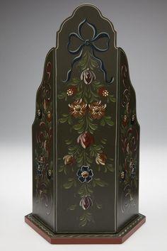 Miniature High Chair - Yoka Van Den brink, Hindeloopen, 1994 - Museum Victoria