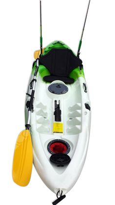Kayak Zun Zun Bahia, especial para el kayakfishing.