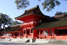 豊前国一宮 宇佐神宮 大分県宇佐市 #諸国一宮 Japanese Shrine, Japanese Temple, All Japanese, Japanese Buddhism, Kyushu, Castle House, Japanese Architecture, Old Building, Oriental