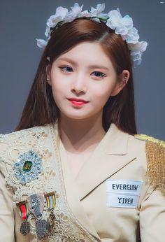 Cute Girl Pic, Cute Girls, Cool Girl, Kpop Girl Groups, Kpop Girls, 17 Kpop, Rapper, Cute Korean Girl, Yuehua Entertainment
