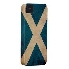 Scotland Vintage iPhone 4 Case