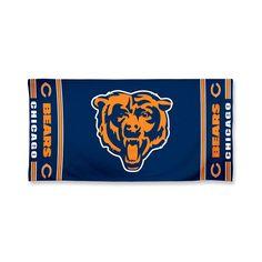 Chicago Bears NFL Beach Towel (30x60)