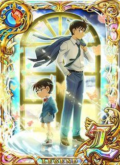 Shinichi & Conan