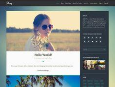 Free WordPress Responsive Themes May 2014