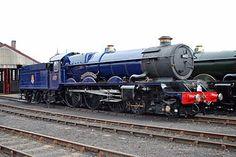 GWR 6000 Class 6023 King Edward II