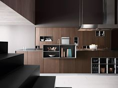 Kalea Kitchen by Cesar. Of course, I love the playful storage