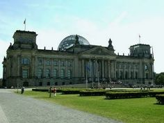 The Reichstag travel-and-places