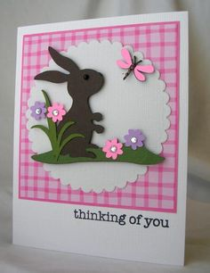 Think of You Kyra by Pam MacKay - Cards and Paper Crafts at Splitcoaststampers