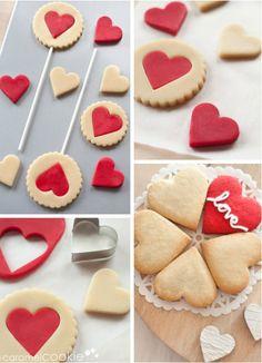 Caramel Cookie - {love} cookies