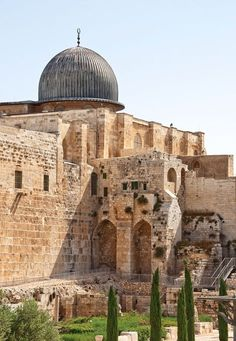 El- Aqsa Mesquita - Jerusalem