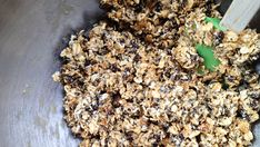 no bake oat-mixed-ingredients-energy-bites Protein Bar Recipes, Protein Powder Recipes, Protein Snacks, Smoothie Recipes, Healthy Recipes, Protein Cookies, Healthy Foods, Yummy Recipes, Recipies
