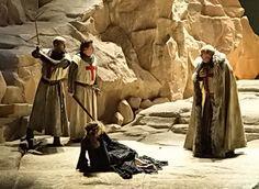 Foto aus Oper Parsifal an der Deutschen Oper Berlin