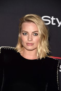 Margot Robbie at the 2017 InStyle/HFPA TIFF celebration.