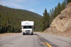 Routenvorschläge Kanada für Wohnmobile