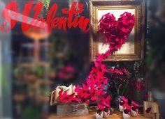 La vitrine de Valentin à la boutique Au Gloriosa en France