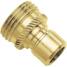 1 1 Female Tap Adoptor 1 Tap Side Male Garden Hose Connector 1 Watering Accessory Connector and 2 Watering Accessories Male Adopters Premium Quality Brass Quick Connect Adopters Connectors Set of 5Pcs