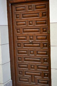 Door in Toledo, Spain.