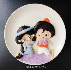 Aladdin by Kidfirst Bento (@kidfirstbento)