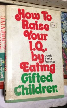 I am thinking this book might have sold better under a different name. This title gives off the wrong impression...