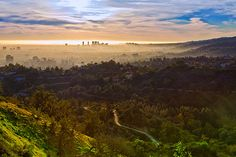 Griffith Park - an icon. On my list of must-sees.