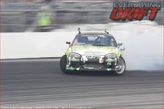 Formula Drift Round 7 Jeff Abbott Racing