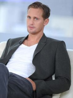 Alexander Skarsgard GQ | Alexander Skarsgard - Alexander Skarsgard: How We Shot The Nude ...