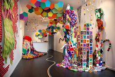 Crochet art!