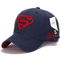 Wish | Awesome Cap Superman Snapback Hat, Cheap Baseball Steampunk Movie Crochet Caps Snapbacks Superman Hats, Basketball Hats for Men Women Cap