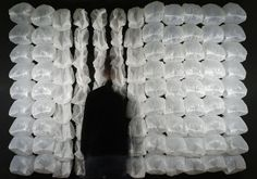plastic bag sculpture - Google Search