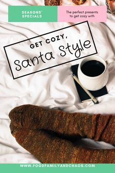 Holiday Gift Guide to get cozy with.
