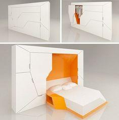 future, Rolands Landsbergs, Boxetti Collection, futuristic interior, futurist design, futuristic homes, Boxetti, modular home, futuristic