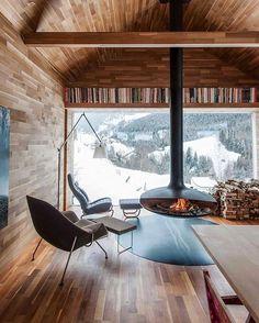 Beautiful Residence in Italy design by Otmar Prenner.