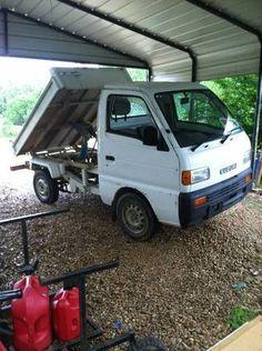1992 suzuki carry 4x4 lifted camo truck | mini trucks | pinterest