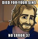 Journey of Jesus meme image
