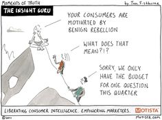 the insight guru - Tom Fishburne Customer Insight, Customer Experience, Research Companies, Market Research, Consumer Marketing, Social Business, Quotation Marks, Believe In You, Knowing You