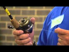 Great tips for cleaning rods and reels. #fishing