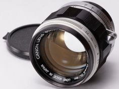 CANON LENS 50mm 1.4 L39 Screw mount in EXCELLENT CONDIITON from Japan