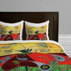 DENY Designs Ruby Door Awake at Dawn Duvet Cover, Twin DENY Designs http://www.amazon.com/dp/B008AJKDZA/ref=cm_sw_r_pi_dp_wDfowb0N9GCMN