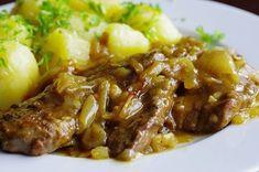 Hovädzie v marináde pečené v rúre Beef, Food, Meat, Essen, Meals, Yemek, Eten, Steak