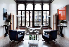 Inside Venice Palazzos: A Secret World for Armchair Tourists - Bloomberg Business