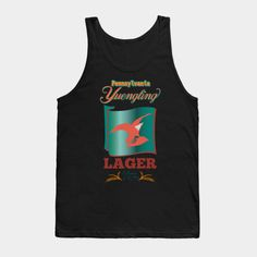 Brewing Legend ? Pennsylvania Yuengling Lager - Yuengling Lager Beer - Tank Top | TeePublic Lager Beer, Brewery, Pennsylvania, Tank Man, Tank Tops, Halter Tops, Crop Tank