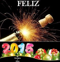 Mensagens e Afetos : Cartões e Mensagens de Feliz 2015