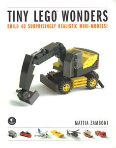 Tiny Lego Wonders